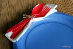 2 Simple Summer Presentation Ideas Using 2 Basic Paper Plates   Hometalk