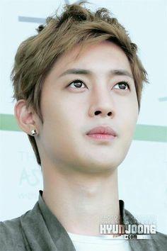Kim Hyun Joong 김현중 ♡ Kpop ♡ Kdrama ♡ his eyes are awesome... *-*