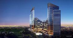 1. Le Carlton Centre : 223 m (Afrique du Sud). Ce bloc de béton de 50 étages domine Johannesburg. Il est le gratte-ciel le plus élevé du continent, et ce depuis 1973 !      2. La tour