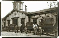 Estación de trenes Copiapó.