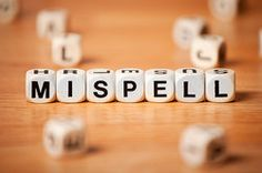 Check out this list of most frequently misspelled words from Your Dictionary to avoid these common grammar errors.