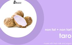 Taro yoforia yogurt