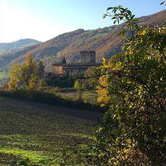 Colline della #valtrebbia - Instagram by tegamini