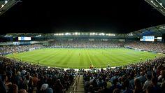 Livestrong Sporting Park -- home of Sporting Kansas City!