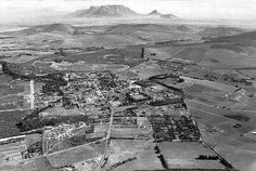 Durbanville in early 60's