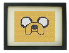 Jake Cross Stitch Pattern by TheIronStitch on Etsy, £1.50