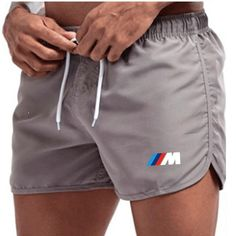 Mens Gym Shorts, Swim Shorts, Men's Swimsuits, Swimwear, Jungs In Shorts, Swim Trunks, Sexy, Fashion Outfits, American
