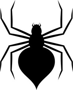 quickly and easily create your own creepy halloween decorations with our spider pumpkin carving stencil
