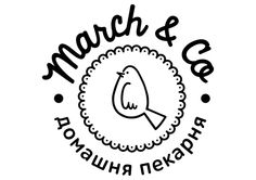 """Identity for """"March & Co"""" home bakery on Behance"""