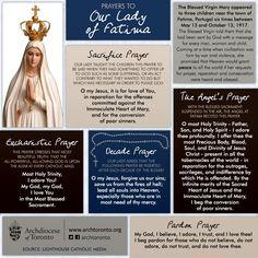 Image result for fatima prayer