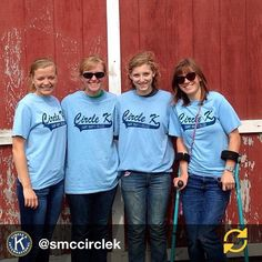 RG @smccirclek: Service is better with your friends! Circle K Belles spent the day at Prophetstown State Park harvesting seeds to help regrow the natural prairie with over 100 Circle K members from across Indiana!
