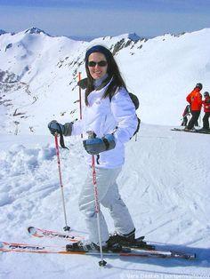 As melhores estâncias de ski da Europa ocidental   Best ski resorts in western Europe