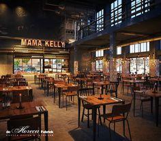 MaMa Kelly is coming to The Hague !!! Op een van de mooiste locaties in Den Haag zal MaMa Kelly zich officieel gaan vestigen. Ruim 1000 m2 horecaplezier. Straks heb je geen reden meer om thuis te hoeven koken. MaMa Kelly is 7 dagen in de week geopend van 08:00 tot 23:00 uur. In januari …