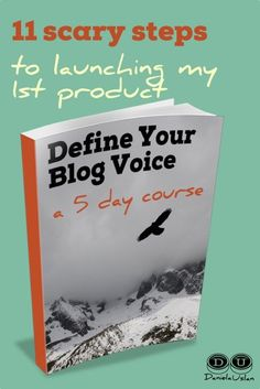 How I went from no blog to launching my 1st product in 11 steps. And how you can do it, too!