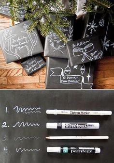 The best white chalk markers
