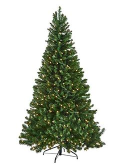45 Arctic Spruce with Clear LED Lights *** You can find out more details at the affiliate link of the image.