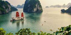 Vietnam Destinations - Vietnam Famous Destinations  #Halong #halongbaytours #Famousdestination