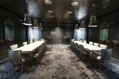 Silver Room at Bazaar Meat, SLS Las Vegas.