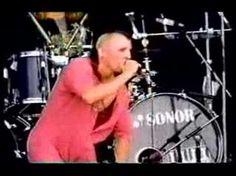 Unas de las mejores canciones del Rock en vivo en el Lollapalooza 1993 / Sober de Tool