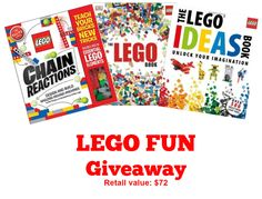 It's time to kick off our Celebrate Summer festival with a giveaway! I love giveaways and LEGOs - a perfect combination, I think. I still have vast collections stored in closets and get pulled out ...