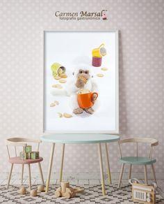 Echale un vistazo a las nuevas fotografías de la tienda como ésta!!! https://www.etsy.com/es/shop/CarmenMarsalPhoto  Regala arte!!! Decora habitaciones infantiles, cocina y comedor #fotografiainfantil #fotografianiños #decorarniño #decoracioninfantil #arteparaniños