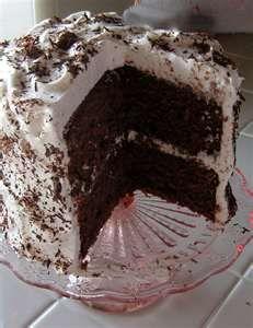 SuperMoist Chocolate Mayo Cake Link httpwwwyummlycomrecipe