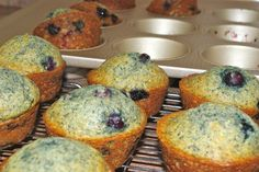 Recently I was gifted a bag of blue cornmeal. I often bake up corn bread or yellow cornmeal muffins but had never baked with blue cornmeal before. I found a recipe that looked good and changed it up b Cornmeal Recipes, Baking Recipes, Bread Recipes, Blue Cornmeal, Casseroles, Corn Dishes, Native Foods, Breakfast Specials, Muffin Bread