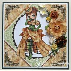 Galleries :: Steampunk - Digital & Rubber Stamps for Every Scene - Make it Crafty