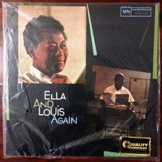Ella+Fitzgerald+Louis+Armstrong+Ella+And+Louis+Again+2LP+45rpm+Vinil+200g+Analogue+Productions+QRP+USA+-+Vinyl+Gourmet