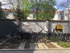 Stojak rowerowy krakow