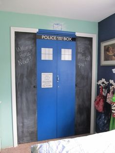 Find This Pin And More On Doctor Who Crafts. Exciting Ideas For Girls  Bedroom Decoration Part 56