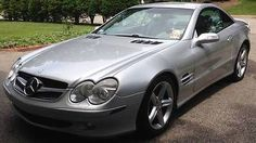 #priceabate Mercedes-Benz : SL-Class Base Convertible 2-Door 2004 Mercedes-Benz SL500 Base Convertible 2-Door 5.0L