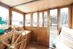 Authentic Houseboat c.center, A'dam - Boote zur Miete in Amsterdam