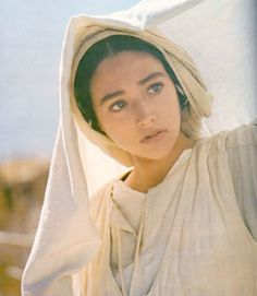 Olivia Hussey Mary Jesus of Nazerth (I didn't know that she is an Argentinian as well...:))