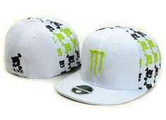 Monster Energy Casquettes M0046