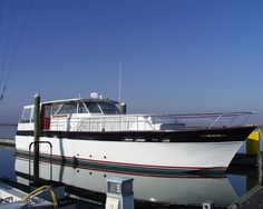 1961 55' Chris Craft Constellation - MV Independence - This is a very thorough site with specs and history.