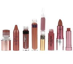 Great way to try the different brands!  Liptastic 8-piece Lip Color Discovery Collection