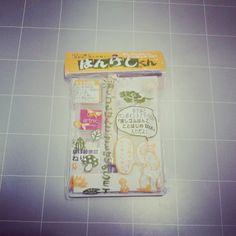 【消しゴムはんこセット】¥1,000/お手本と消しゴムはんこを始めるのに必要な道具が入ったセットです。