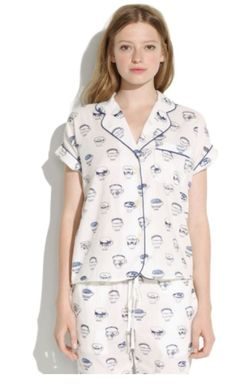 Madewell Teacup pajamas |Pinned from PinTo for iPad|