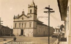 Penha in 1931 - Sao Paulo, Brazil