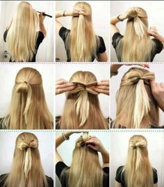 Pleasant Teaching Second Day Hair And Updo On Pinterest Hairstyle Inspiration Daily Dogsangcom