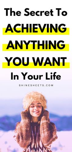 The Secret To Achieving Anything You Want In Your Life Self Development, Personal Development, Leadership Development, Life Hacks Every Girl Should Know, Get Your Life, Self Care Routine, Positive Mindset, Life Purpose, Best Self