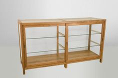 Beau Counter Low Teak/glass | Nyheter | Artilleriet | Inredning Göteborg Cabinet  Storage, Teak