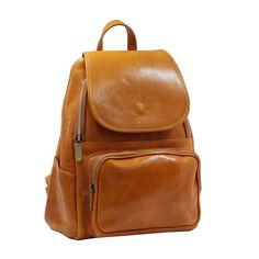 Rucsac piele naturala vachetta galbena 5534E FRATELLI rucsac din piele naturala vachetta Leather Backpack, Fashion Backpack, Backpacks, Leather Backpacks, Backpack, Backpacker, Backpacking