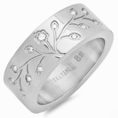 18kt Tree Of Life Ring - 3 Colors Available - $12.00