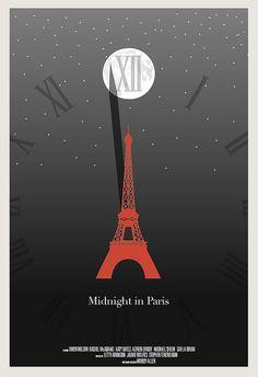 #minuitaparis #medianochenparis #midnightinparis