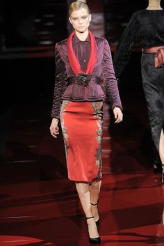 Etro Fall 2010 Ready-to-Wear - Collection - Gallery - Style.com