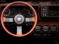 Alfa Romeo Alfetta 2.0i Quadrifoglio Oro 116 (1982–1983).