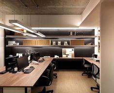 56 Unordinary Diy Open Space Office Design Ideas – Home Office Design Diy Corporate Office Design, Small Office Design, Office Interior Design, Home Office Decor, Office Interiors, Office Furniture, Home Decor, Office Designs, Office Ideas