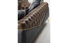 Bentley Koltuk Takımı - (3-3-1) Sofa Furniture, Luxury Furniture, Chesterfield Chair, Armchair, Construction, Sofa Design, Sofas, Accent Chairs, Couch